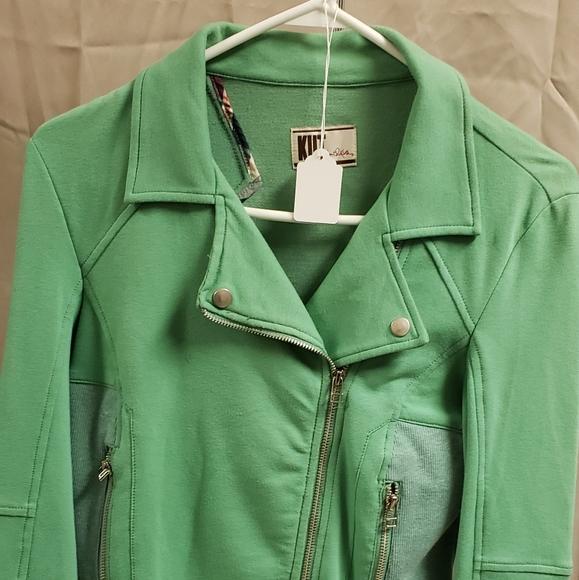 Kut from the Kloth Jackets & Blazers - Kut green Jacket